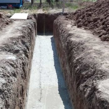 gradnja temelja - dubina temelja - troskovnik.net