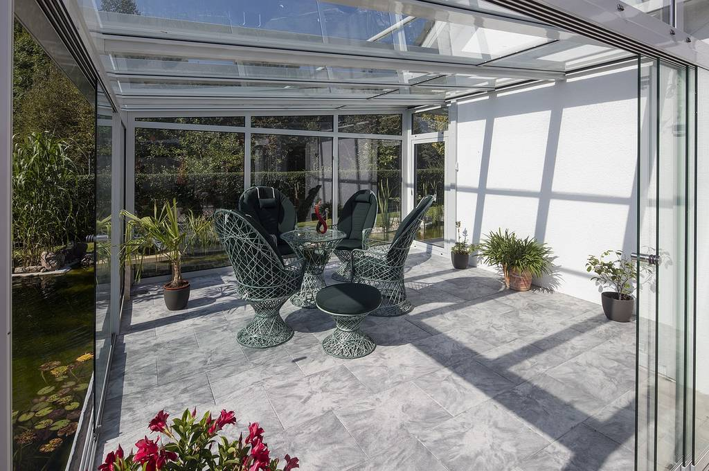 izgradnja zimskog vrta