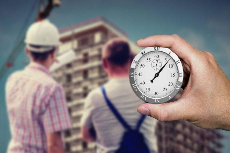 koliko traje gradnja kuće